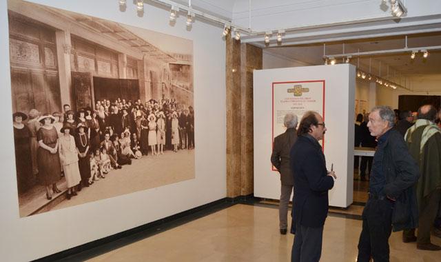 Tanger : Une exposition retrace l'histoire du théâtre Cervantès pour son centenaire