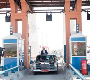 Tanger-Marrakech : L'autoroute est ouverte