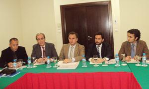 Tanger : Renforcer la coopération entre les ports d'Algésiras et Tanger-Med