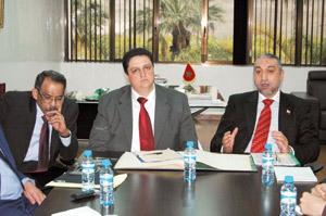 Tanger : Des opérateurs économiques égyptiens en prospection