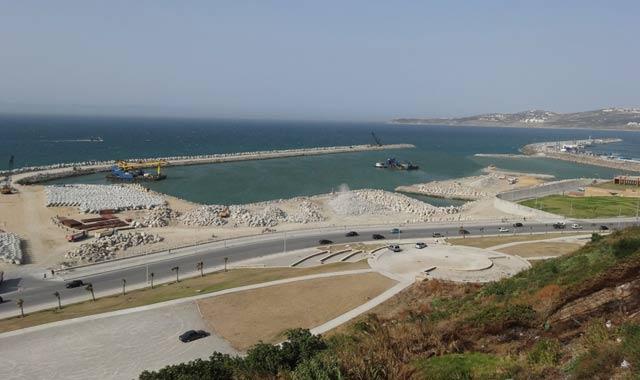 Tanger : le nouveau port de pêche fin prêt pour juin 2014