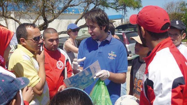 Tanger-Tétouan : Les Initiatives océanes se mobilisent contre la pollution plastique