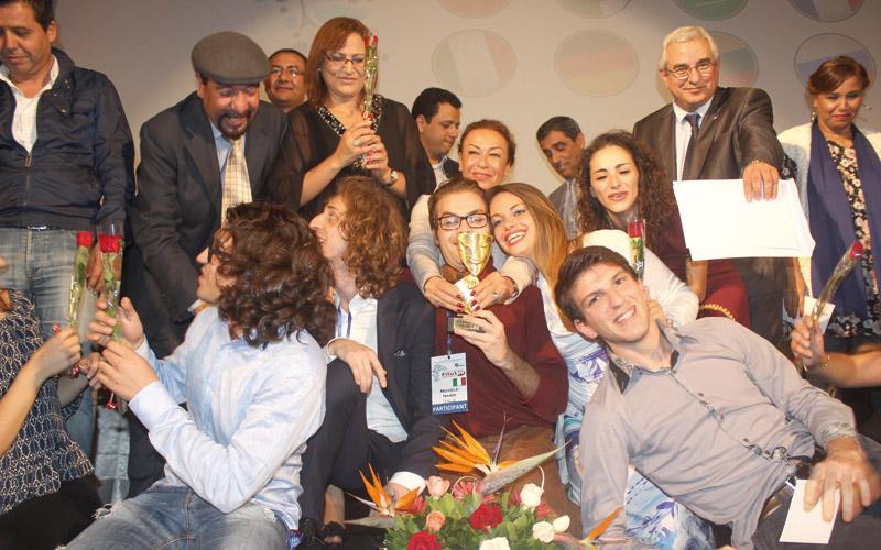 Festival international du théâtre universitaire de Tanger: Une troupe d'Italie remporte le Grand prix