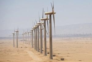 Tarfaya : Le parc éolien sera opérationnel mi-2012