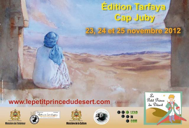 Le «Petit Prince du Désert» rend hommage à Saint-Exupéry