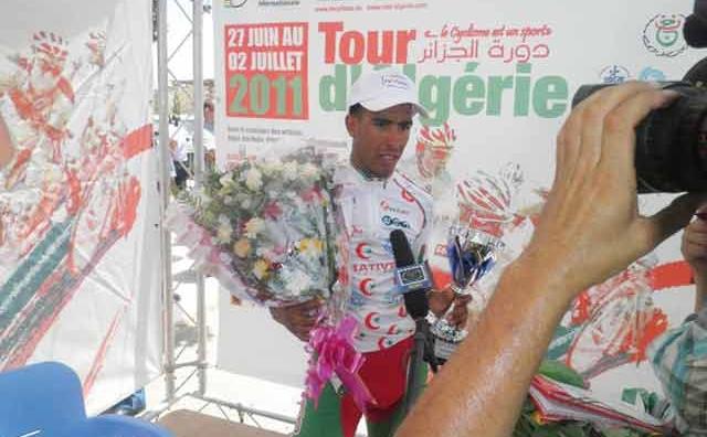 UCI AfricaTour : Tarik Chaoufi vainqueur final