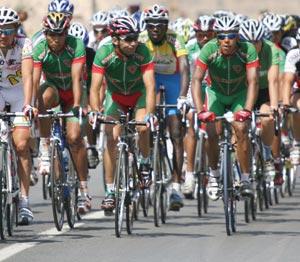 24e Tour cycliste du Maroc : Tarik Chaoufi offre la première victoire au Maroc