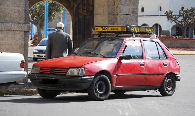Taxis : Ces grands oubliés de la prime à la casse