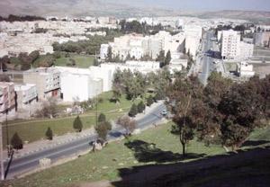 Taza : vision urbanistique et socio-économique de la ville