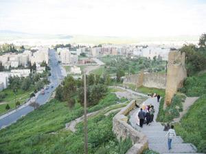 Taza : Des travaux pour sauvegarder le patrimoine historique de la médina