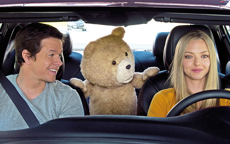 Le retour de l'ours parlant : Ted 2 à l'affiche des salles obscures