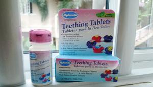 Teething Tablets, un médicament homéopathique pour bébés retiré