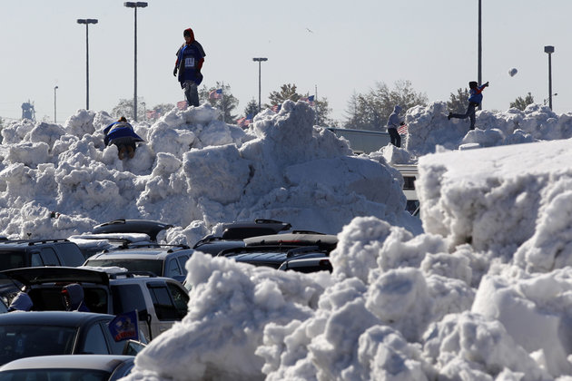 Au moins six morts suite à la tempête de neige au nord-est des Etats-Unis