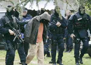 Six Marocains soupçonnés d'appartenir à Al Adl Wal Ihssane arrêtés en Italie