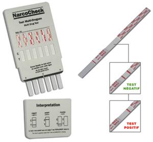 Drogue : Le test de dépistage urinaire en pharmacie dès janvier 2012