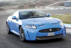 Jaguar XKR-S : On a frôlé les 300 km/h !