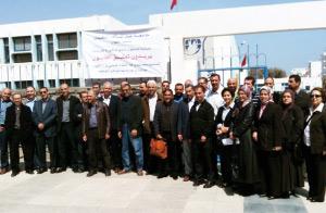 Tétouan : Grogne des enseignants titulaires du doctorat français
