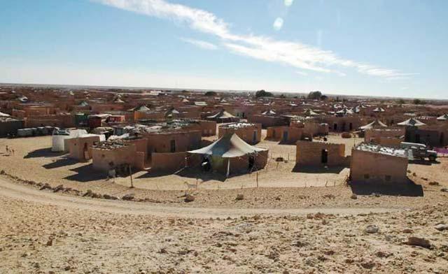 Répression des manifestations à Tindouf:  La tribu de Rguibat Souaâd dénonce la violence des milices du polisario