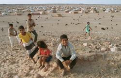 Le HCR met en cause l'Algérie