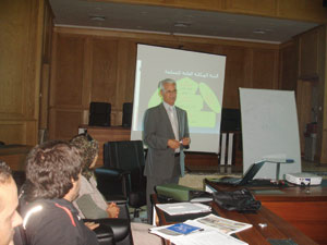 Session de formation sur l'environnement à Oujda : Renforcer les capacités du tissu associatif