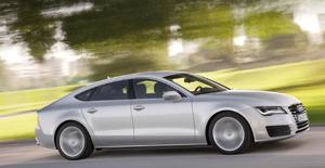 Audi A7 Sportback : Bien plus qu'une A5 à rallonge
