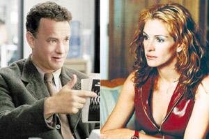 Tom Hanks et Julia roberts au Maroc