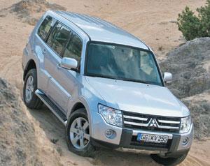 Mitsubishi Pajero : Pour trekking en famille