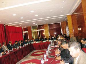 Beni Mellal : Élaboration d'une nouvelle stratégie du tourisme