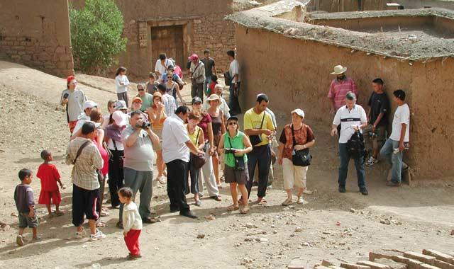 Maroc: 8.6 millions de touristes en dix mois