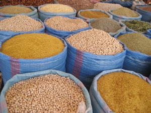 Beni Mellal : Les produits alimentaires couvrent largement le marché