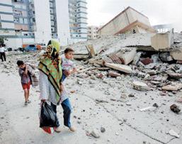Le Liban toujours sous le feu israélien