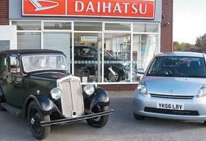 Anniversaire : Daihatsu : Petit nippon, mais déjà centenaire