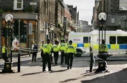 Londres : L'enquête piétine