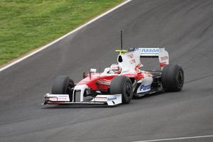 Toyota va quitter la F1