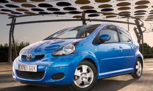 Toyota Aygo : bientôt disponible au Maroc