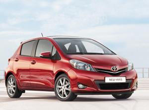 Toyota Yaris III : Une future starlette