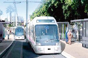 Télex : la première rame du tramway de Rabat sera livrée en avril
