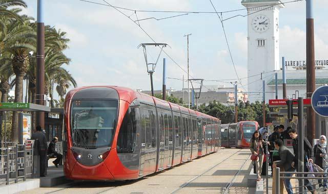 Tramway de Casablanca : La barre des 100 000 passagers franchie
