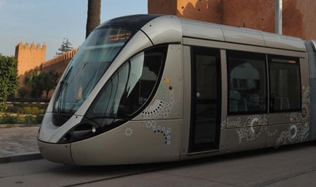 Le Tramway de Rabat-Salé fête son 1er anniversaire