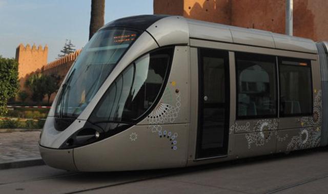 Un sexagénaire blessé dans un accident de tramway à Rabat