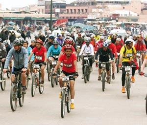 6ème édition de la Transmarocaine : Départ d'Ouarzazate le 12 mars