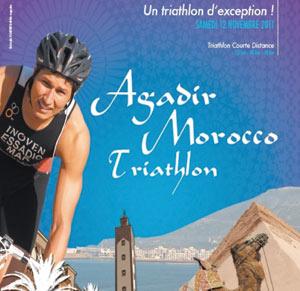 Agadir Morocco Triathlon : 300 participants pour la première édition