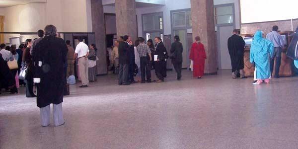 Report du procès relatif à l affaire de fuite de documents administratifs du ministère  de l économie  et des finances