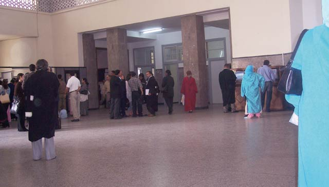 Ould Hiboul et les 17 policiers de nouveau devant la Cour d appel