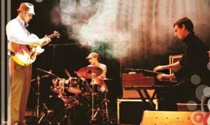 David Reinhardt Trio ouvre le bal