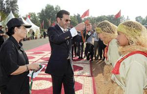 SAR le Prince Moulay Rachid préside la cérémonie de remise des Prix