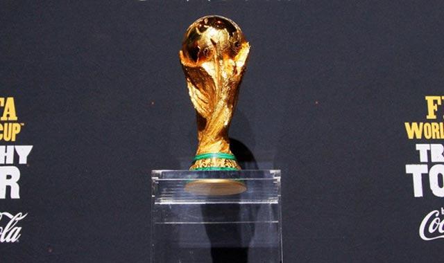 Football : Le trophée du Mondial-2014 arrive le 23 novembre à Casablanca