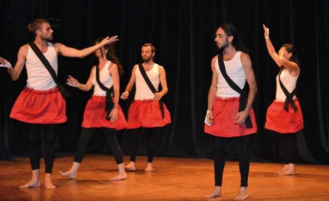 Festival international du théâtre universitaire de Casablanca