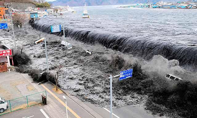 Alerte au tsunami après un violent séisme de 7,3 au large du Japon
