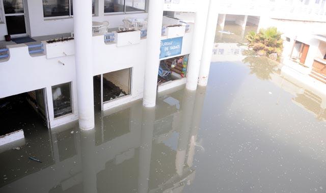 Pas de tsunami au Maroc, mais de grosses marées